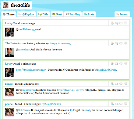 hootsuite 5 Great Alternatives to the Twitter Interface