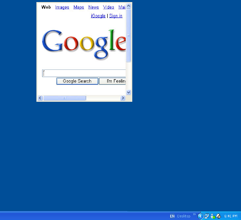 desktop-ss How To Put Your Favorite Webpage on Your Windows XP Desktop