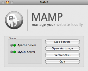 mampmanage How To Set Up a Local Web Server on Your Mac Using MAMP