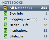 Notebooks 10 Great Ways to Use Evernote