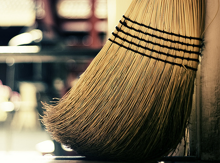 broom How To Clean Up iTunes