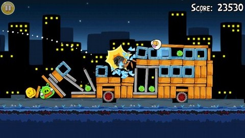 angry_birds Top 5 Free Games for your Android Smartphones