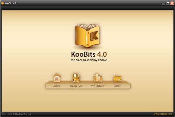 KooBits00 Organize Your Ebooks with KooBits