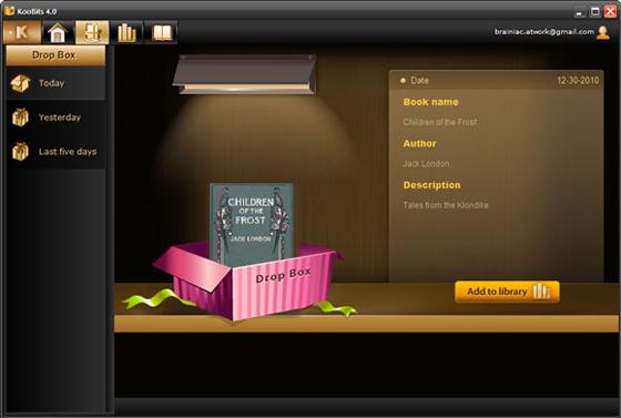 KooBits04 Organize Your Ebooks with KooBits