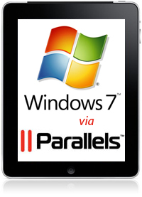 parallels ipad How To Run Windows on iPad