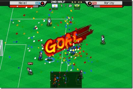 top 5 free football games for android
