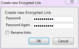 password How to Encrypt and Password Protect Firefox Bookmarks