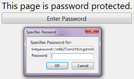 protected How to Encrypt and Password Protect Firefox Bookmarks