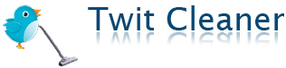 Twit Cleaner Logo
