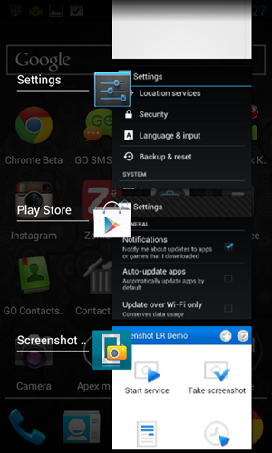 Android Ice cream sandwich ICS features (1) ice cream sandwich