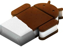 ICS Android ice cream sandwich