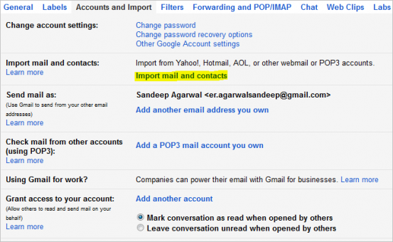 How to Easily Switch Between Online Email Accounts