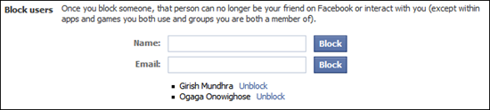 unblock facebook contact block unblock facebook