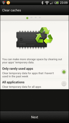 Android cleanup  (2) How to Clean Junk on Android Smartphone to Make it Faster
