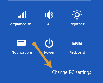 change PC Settings Check How Much Space Each Modern UI App is Using in Windows 8