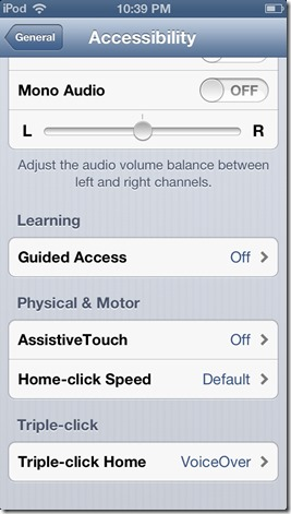 photo 2 What is iOS Assistive Touch and How You Can Use it