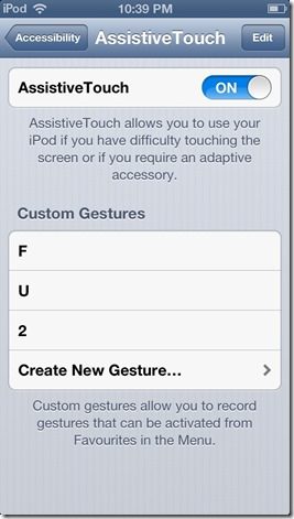 photo 3 What is iOS Assistive Touch and How You Can Use it