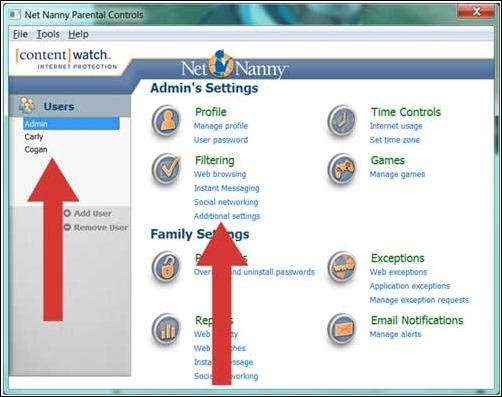 net nanny How to Protect Your Kids on the Internet