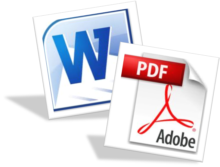 Edit a PDF in Word