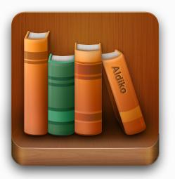 Aldiko Book Reader Logo ebook