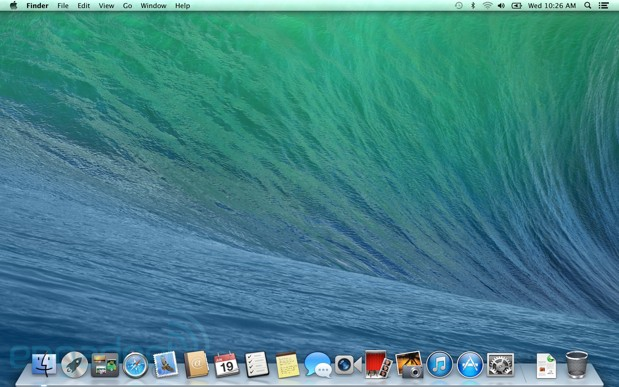 Mac OS X Mavericks Theme Transformation How To Install Mac OS X Maverick Theme For Windows 7 / Windows 8