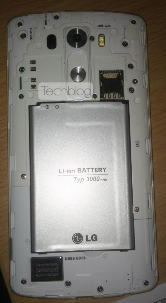 LG G31 562x1024 LG G3 to Have Micro SD Card Slot?