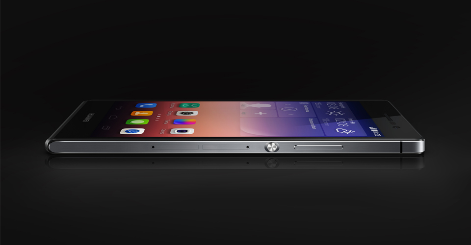 Ascend P7 Huawei Ascend P7 Sapphire Edition Goes Official
