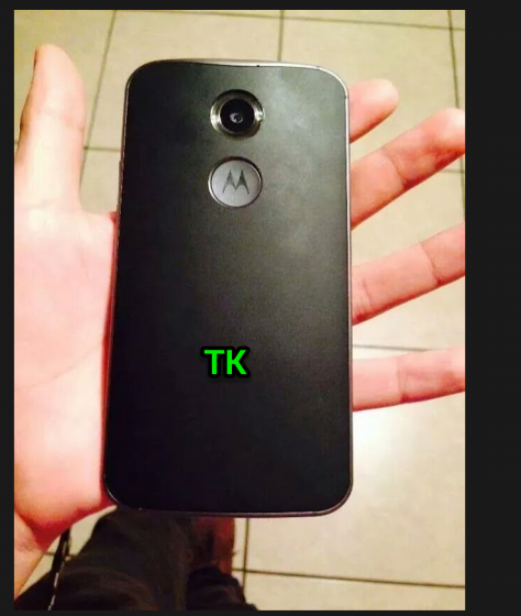 Moto X+11 Moto X+1 Caught on Camera