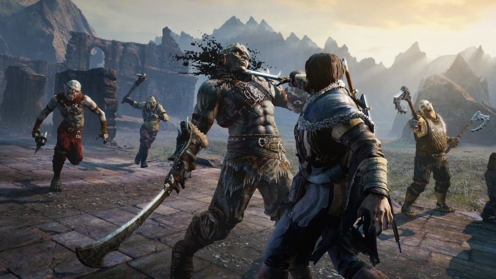 Shadow of Mordor1 1024x576 Review: Middle Earth: Shadow of Mordor