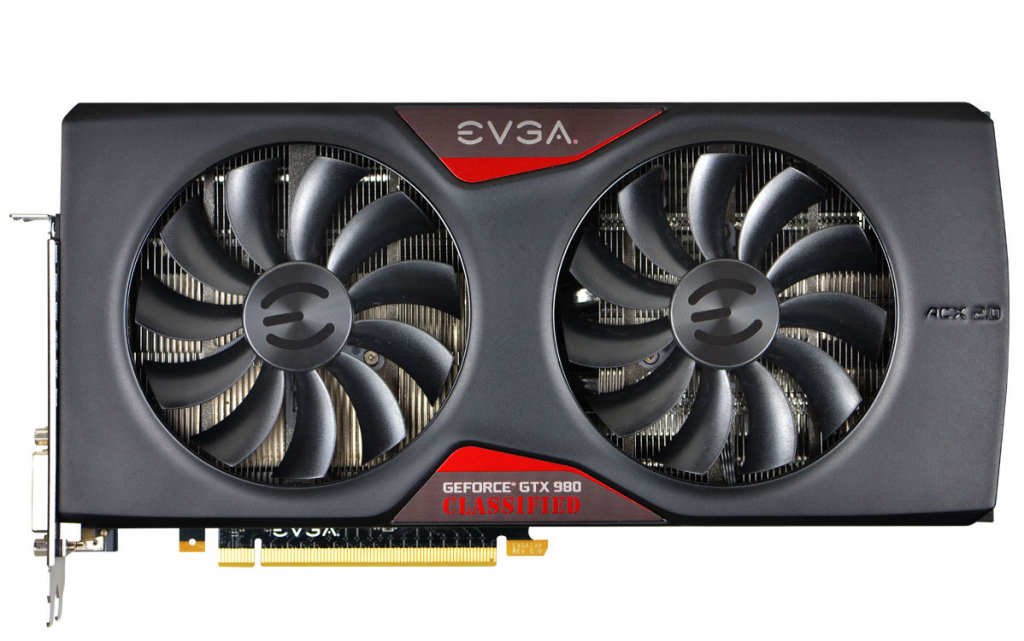 rsz gtx 980 classified 1024x641 EVGA Reveals GeForce GTX 980 Classified/ Hydro Copper