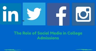 The Role of Social Media in College Admissions
