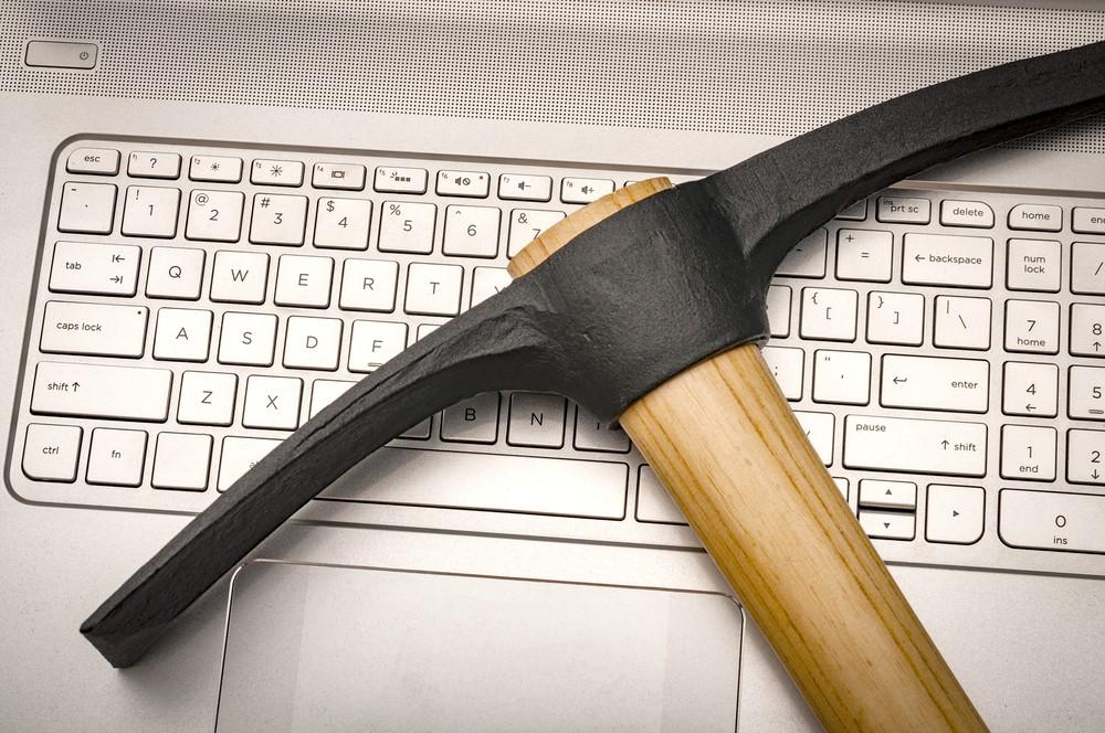 Computer hammer