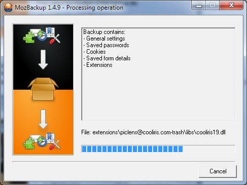 Moz Backup اداة تهم كل مستخدم للانترنت 2012